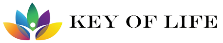 Key Of Life مفتاح الحياة Logo